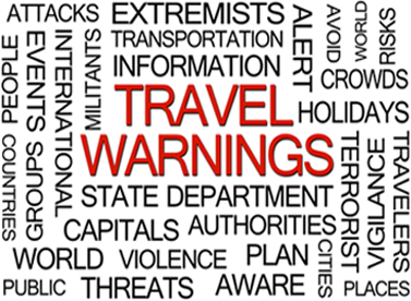 Travel Warnings